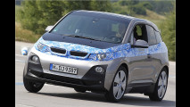 Angetestet: Erste Ausfahrt im BMW i3