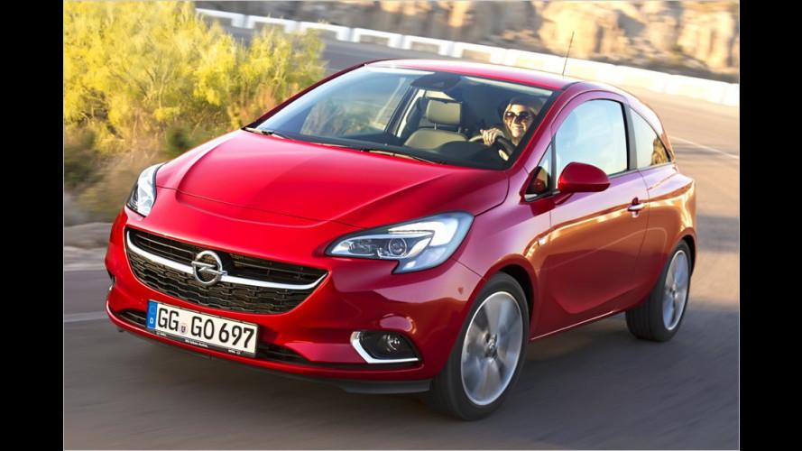 Einstiegspreis zwischen Fiesta und Polo