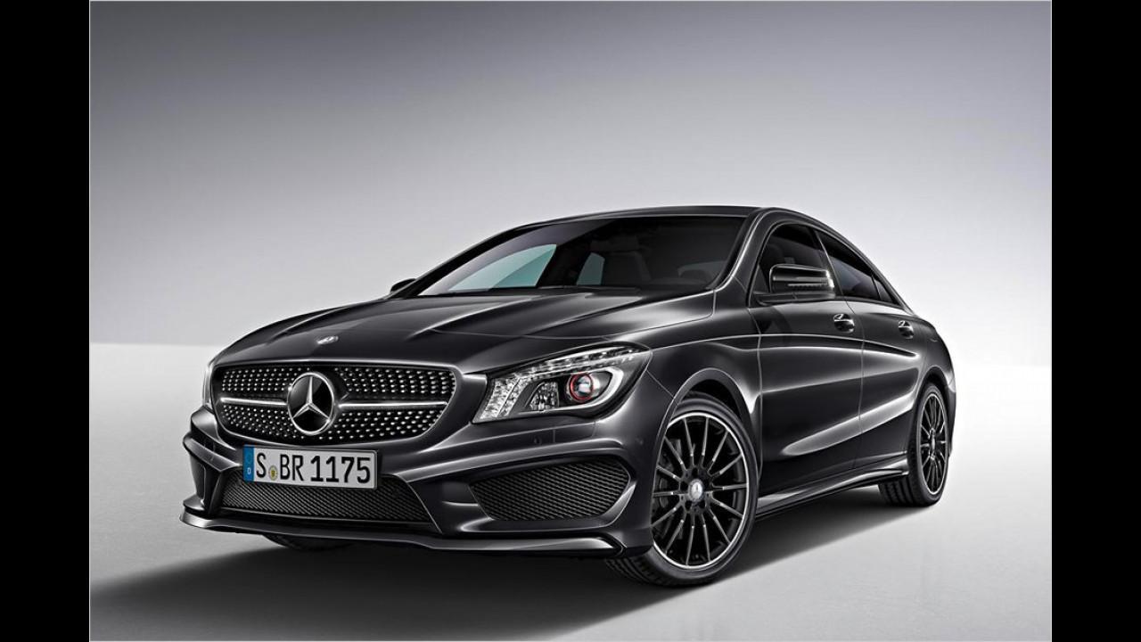 Mercedes CLAEdition 1