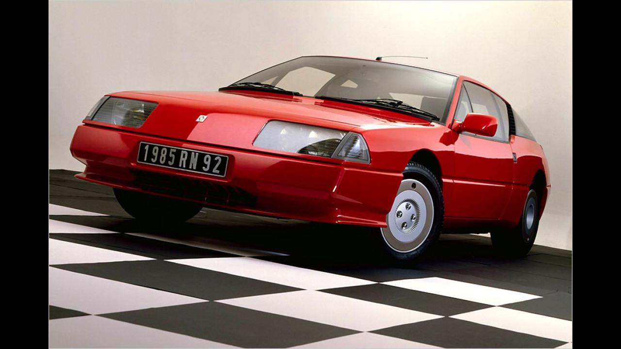 Alpine V6 GT und V6 Turbo