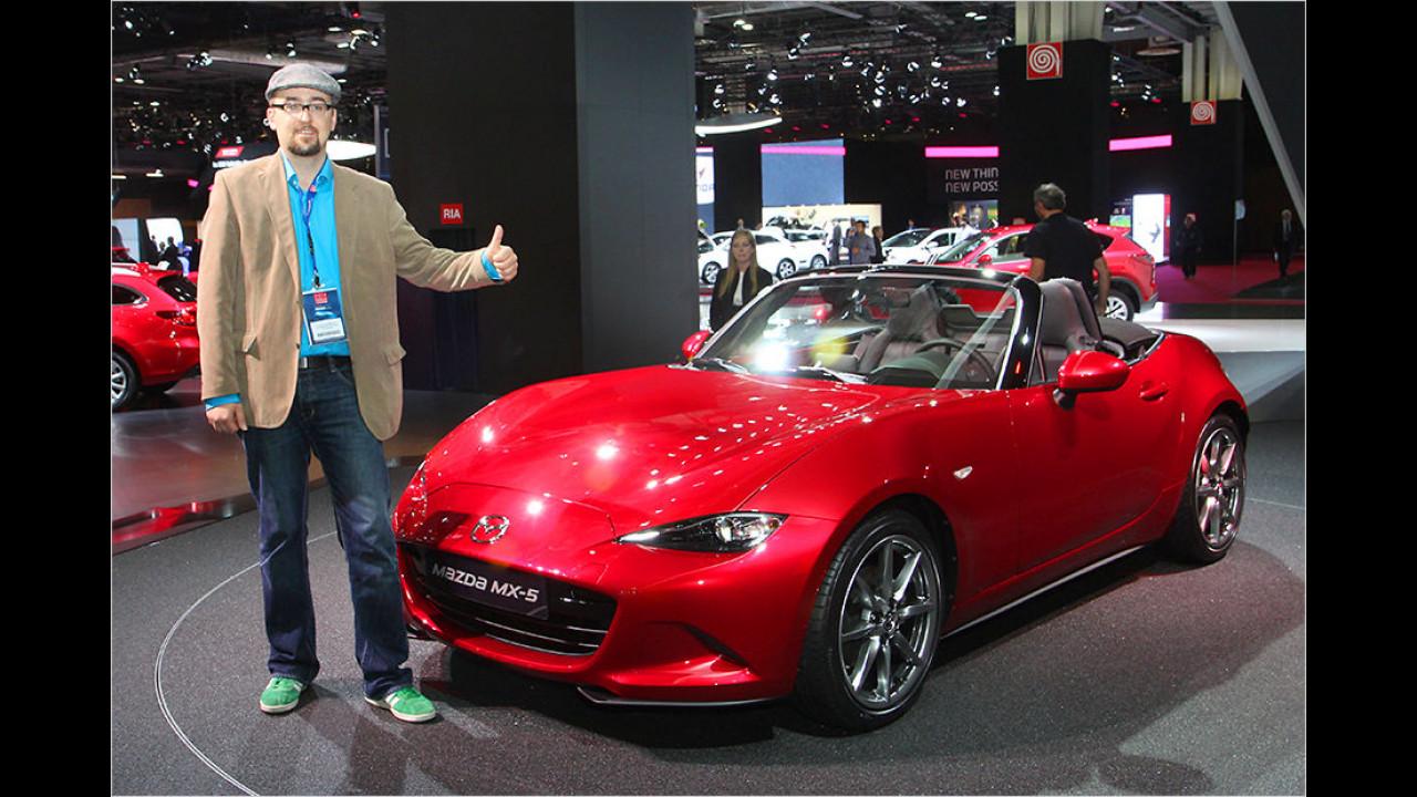 Top: Mazda MX-5