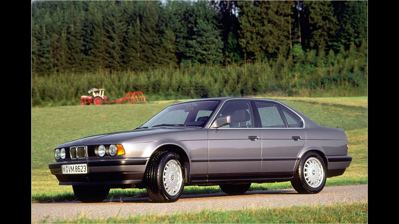 Baureihe E34 (1988 bis 1996)
