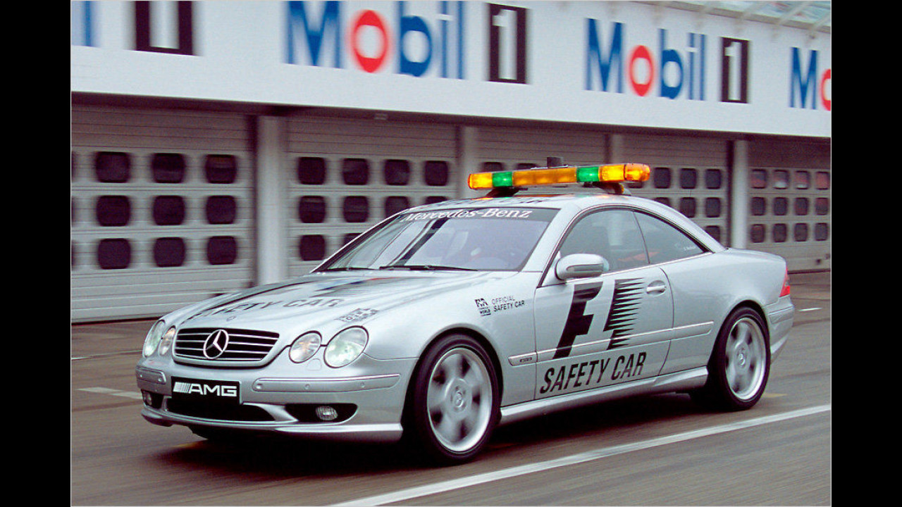 Mercedes-AMG CL 55