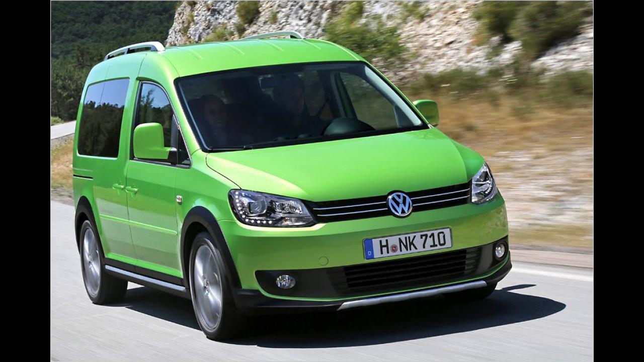 VW Caddy Cross