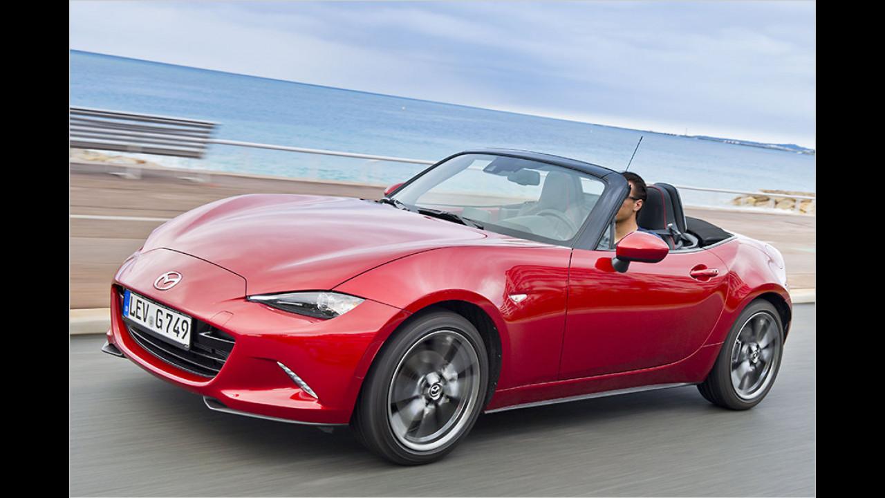 Roadster: Mazda MX-5
