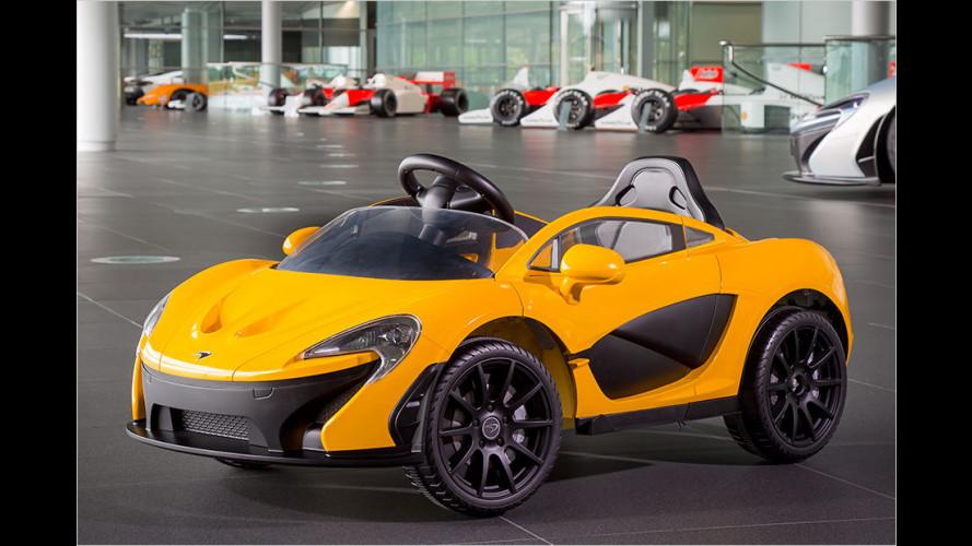 Ein McLaren für Mamas Liebling