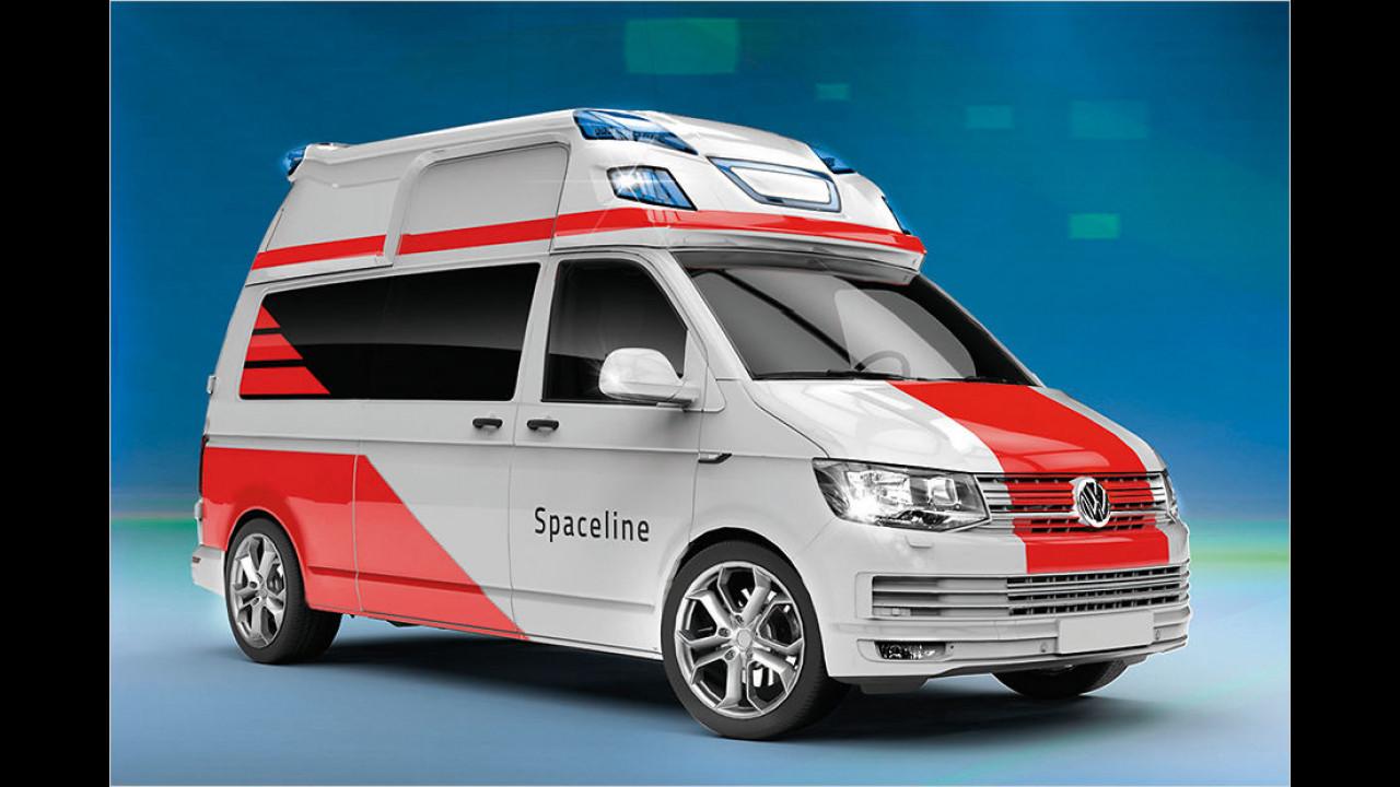 VW T6 Ambulanz