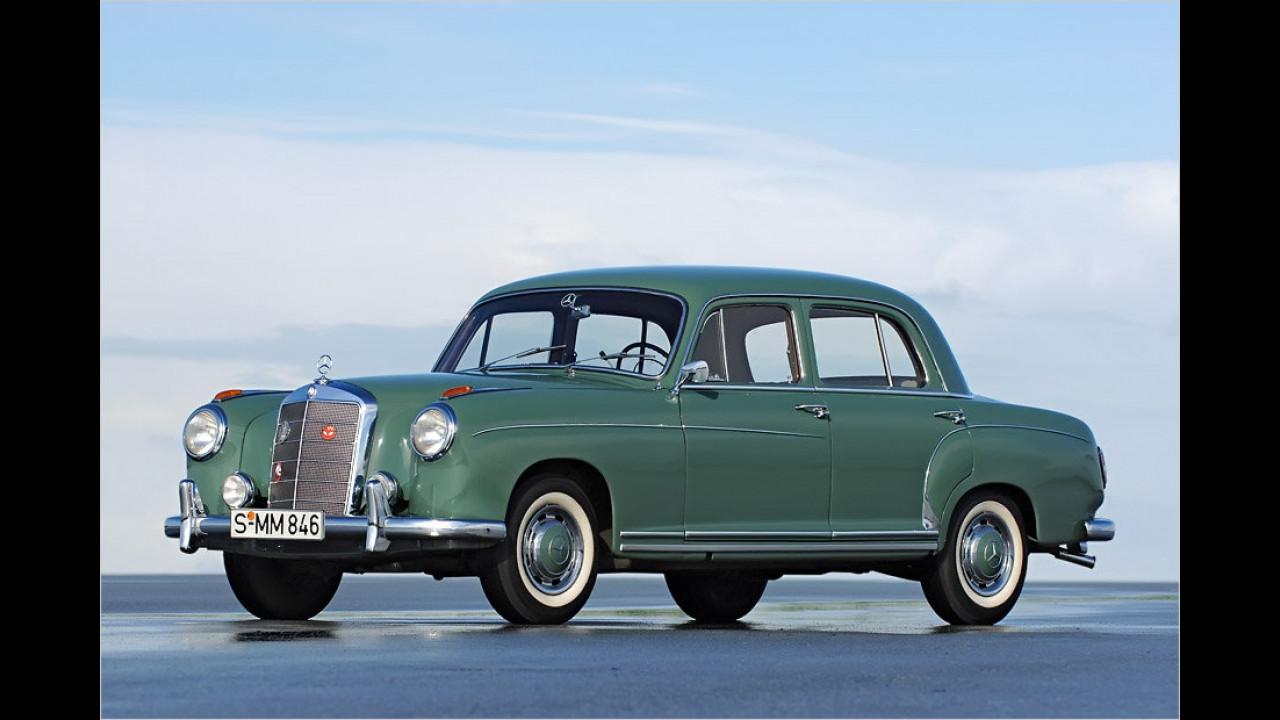 60 Jahre Mercedes 180