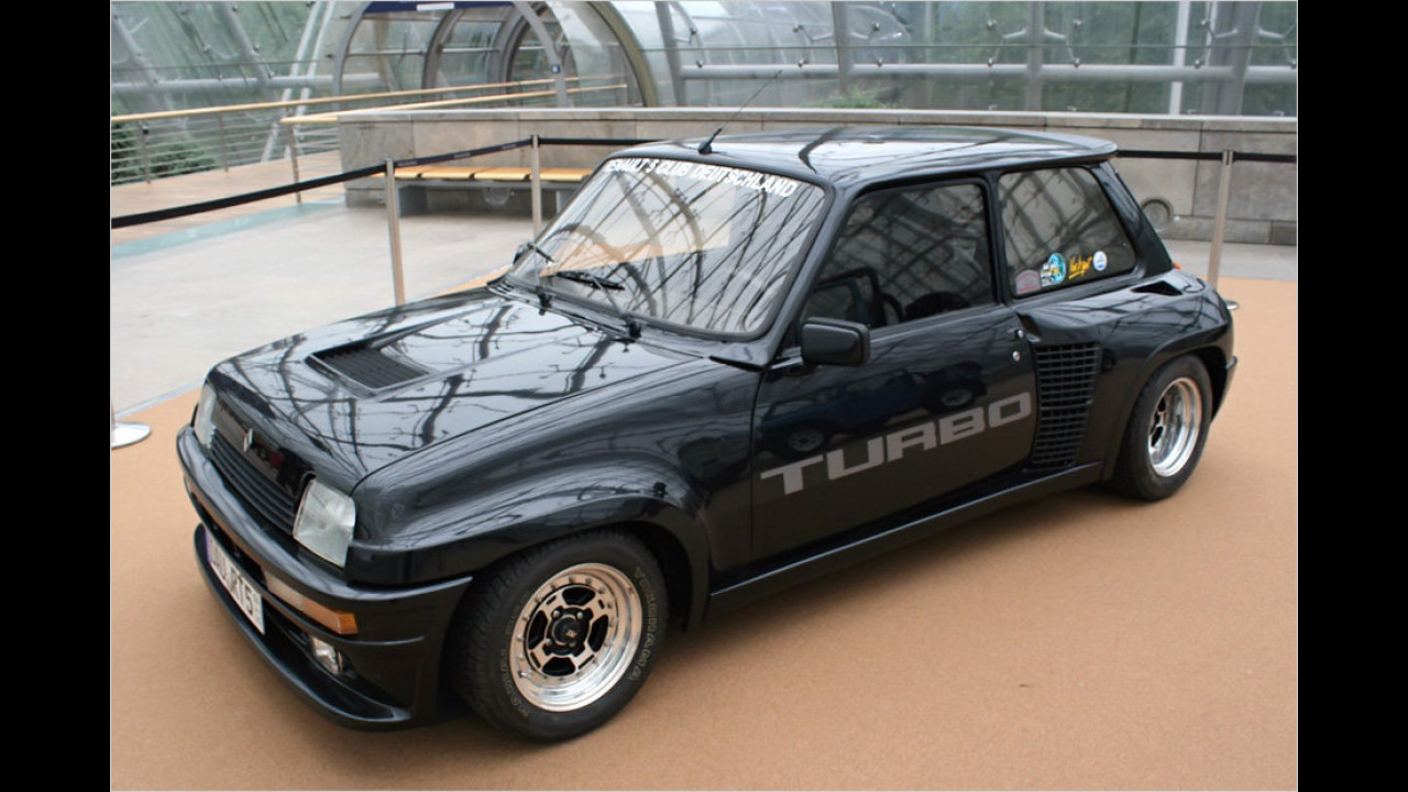Renault 5 Turbo (1982)