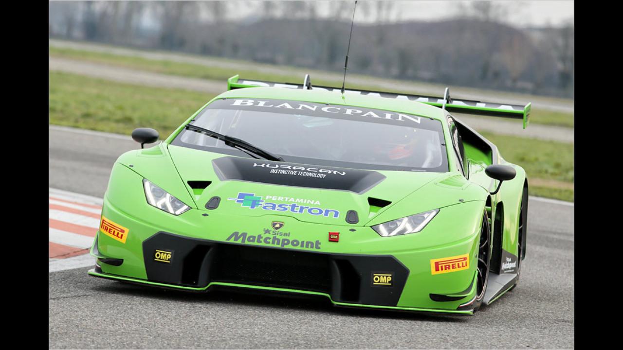 GT3 mit dem Stier für 369.000 Euro