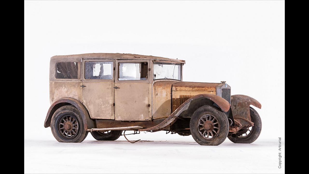 Berliet VRC 12 HP Limousine avec séparation chauffeur (ca. 1930)