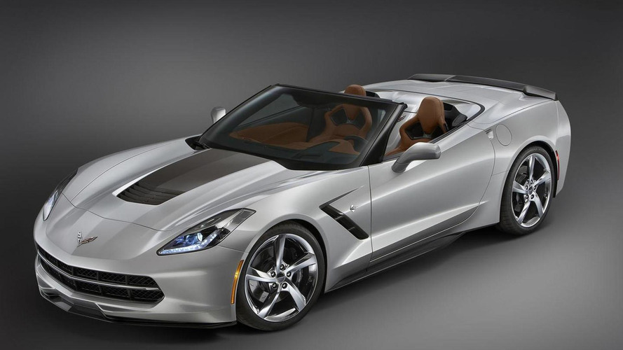 Chevrolet unveils three Corvettes for SEMA