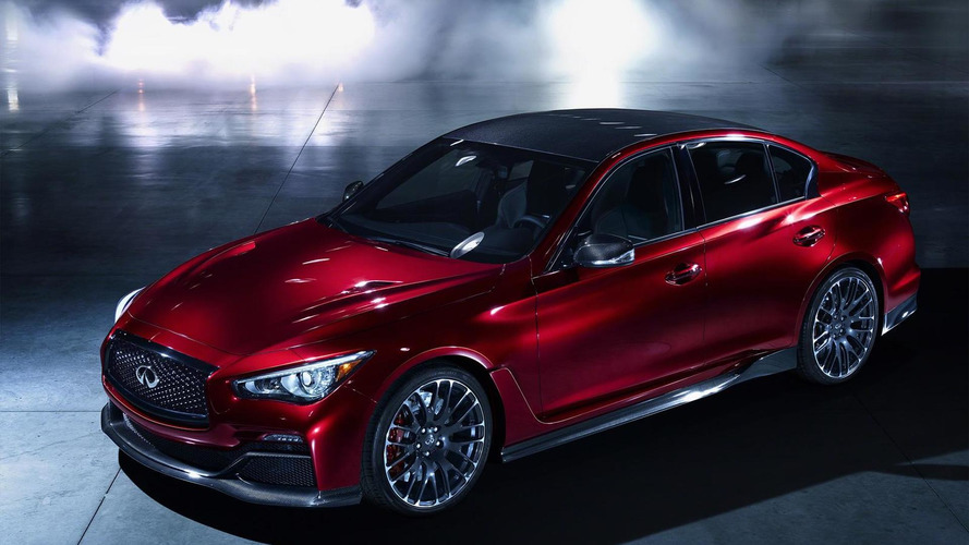 Infiniti Q50 Eau Rouge concept could go into production - report