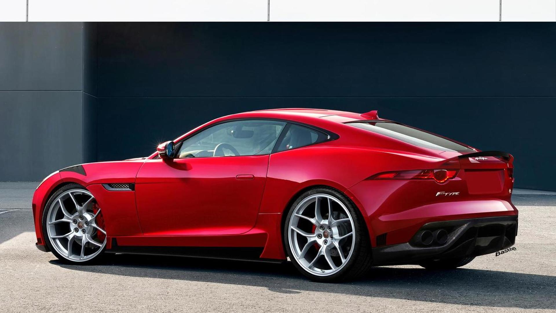 F Type Coupe >> Jaguar F Type Coupe Rs And Rs Gt Editions Confirmed And Rendered