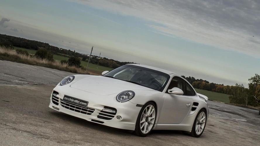 Porsche 997 Turbo S gets 600 HP from mcchip-dkr