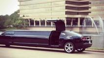 Chevrolet Camaro limo 10.10.2013