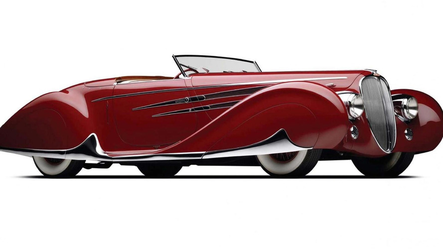 Sixty exceptional cars to join 2014 Concours of Elegance at Hampton Court Palace