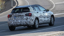 2014 Mercedes CLA spy photo 18.7.2013