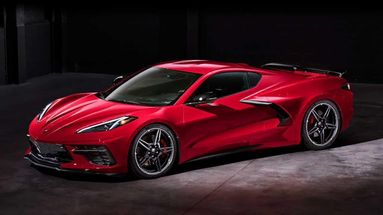2020 Chevrolet Corvette Predecessors Lead