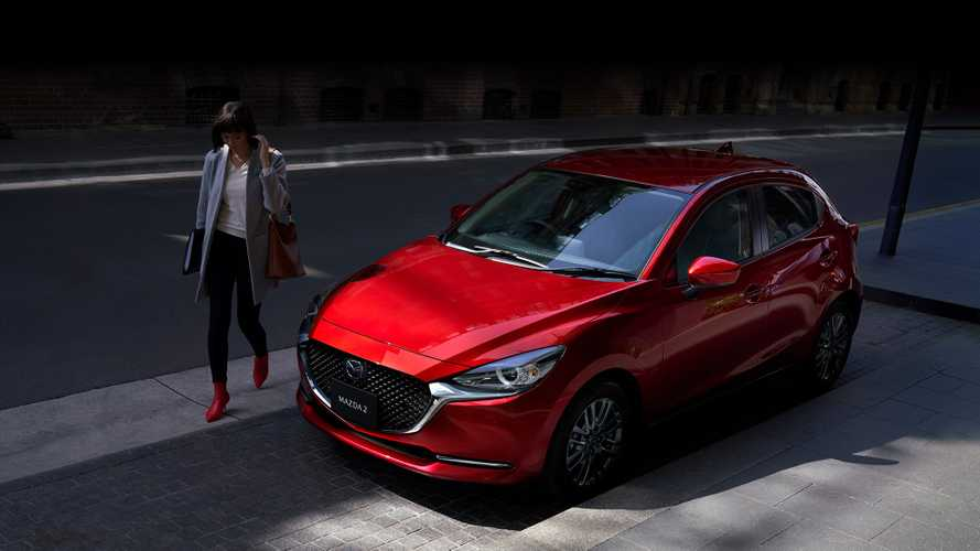 Updated Mazda2 goes on sale with design tweaks and new tech
