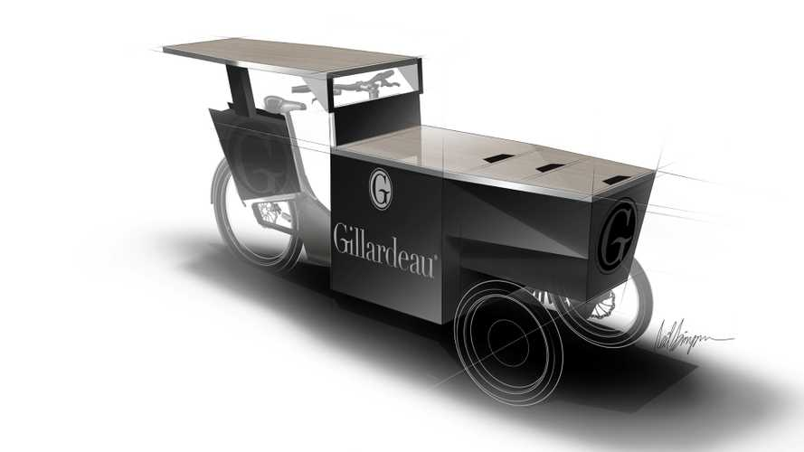Peugeot, la foodbike per l'ostricoltore Gillardeau