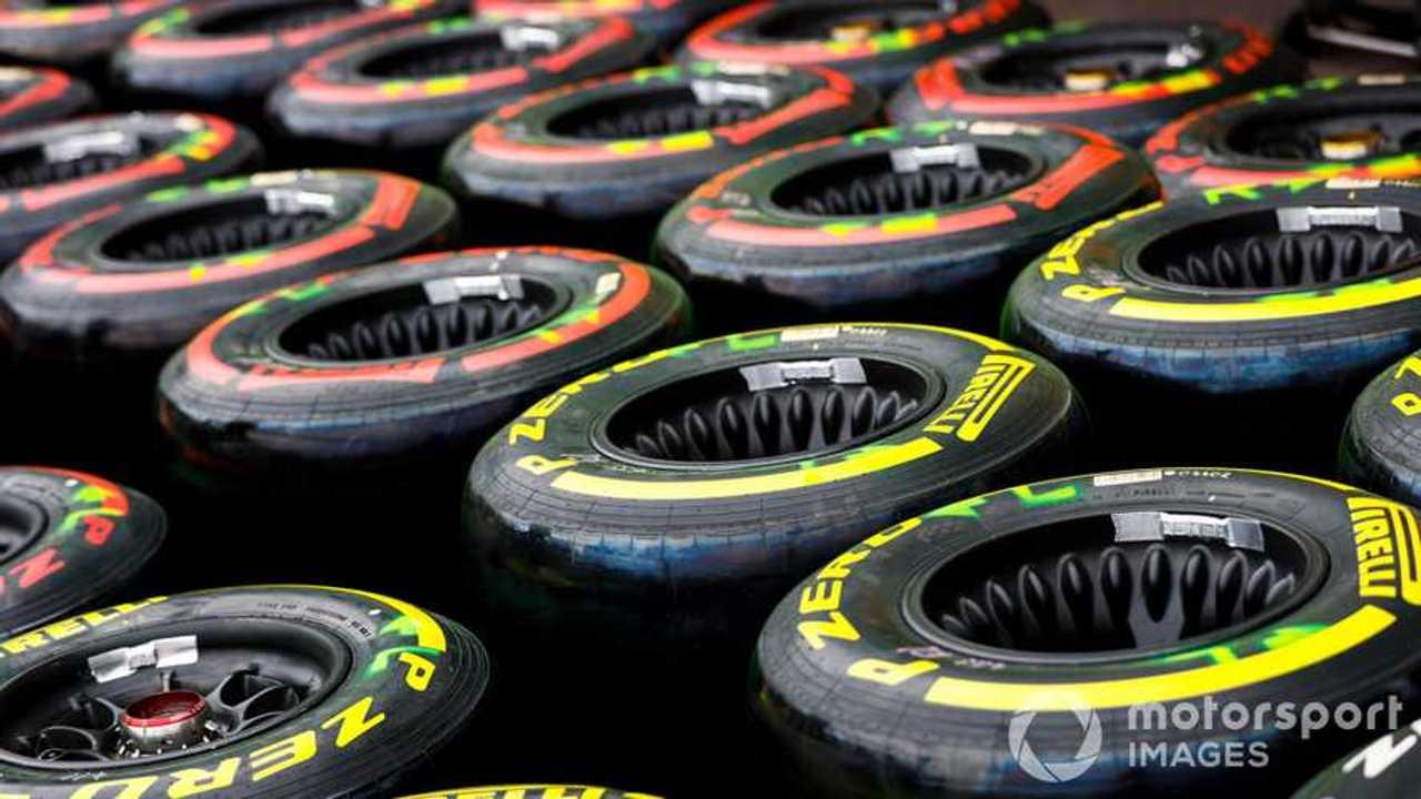 Pirelli tyres at Monaco GP 2019