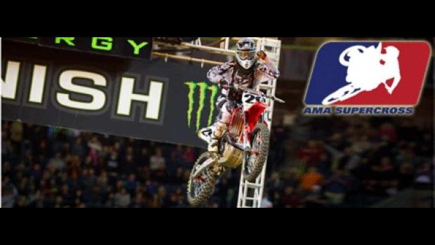 AMA Supercross 2012, Seattle: la
