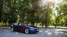 Tesla Model 3, la prova