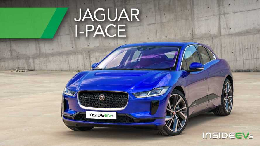Jaguar I-Pace, cosa c'è da sapere