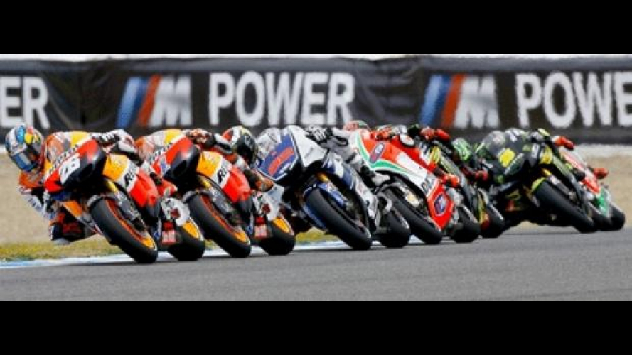 MotoGP 2012: week-end a Silverstone