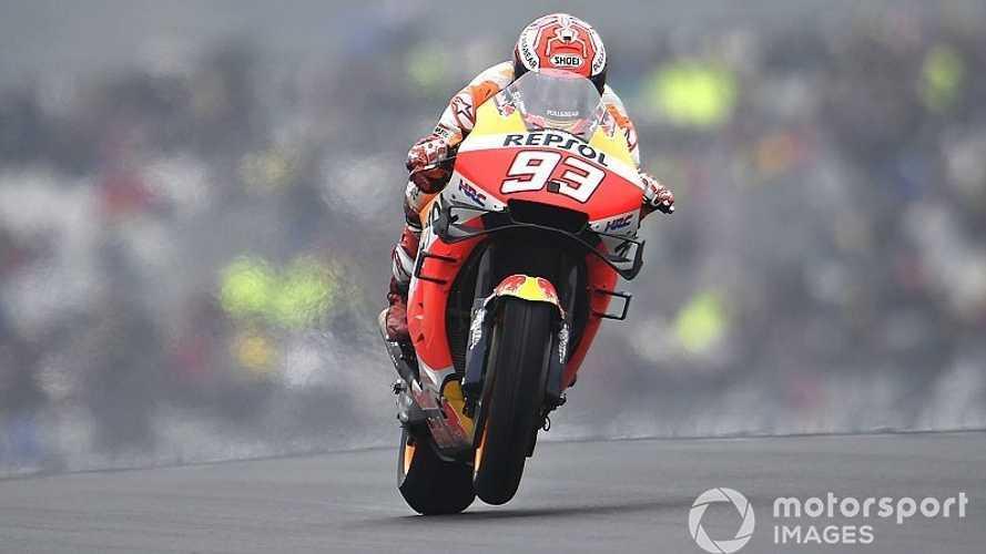 MotoGP: Márquez se impõe na França e vence pela 3ª vez em 2019