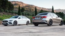 mercedes compatte classe a sedan cla shooting brake 2019