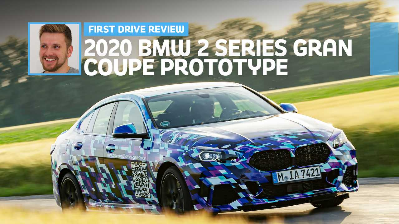 2020 BMW 2 Series Gran Coupe Prototype: First Drive