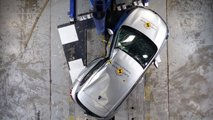 Renault Clio, Euro NCAP crash test