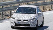 2020 Opel Corsa spy photos