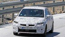 2020 Vauxhall Corsa spy photos