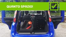 Fiat Panda 1.2 City Cross, pro e contro