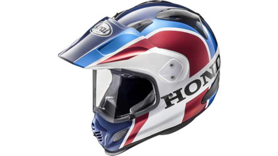 2019 Arai Helmets and Graphics