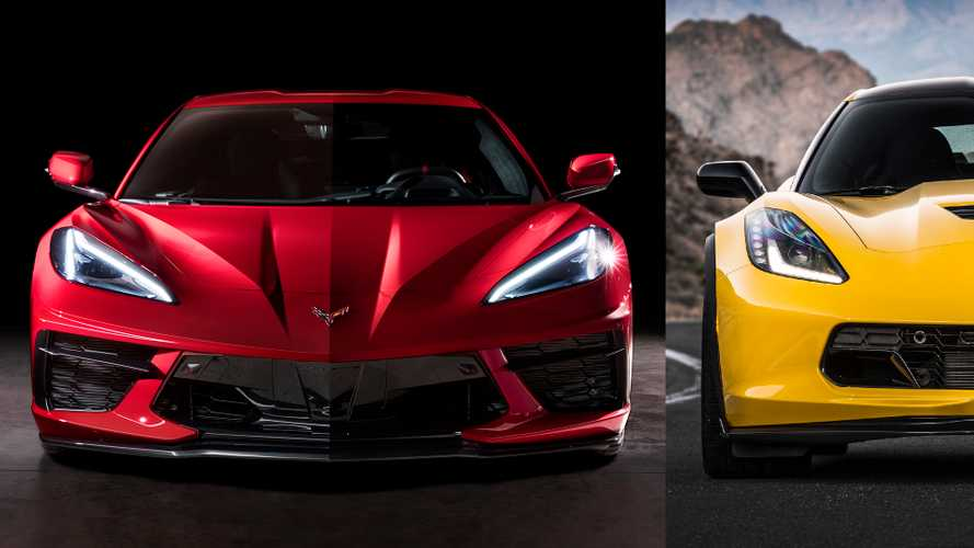 GM Never Intended For The Chevy Corvette C8 And C7 To Co-Exist