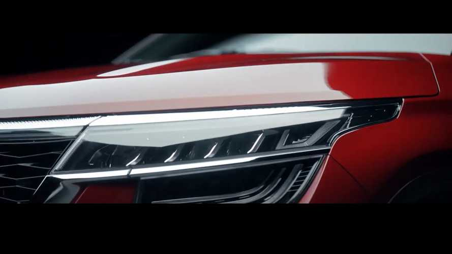 2020 Kia Seltos Shows More Skin In New Teaser Video