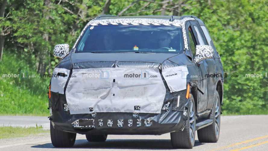 2021 Cadillac Escalade Spy Photo | Motor1.com Photos