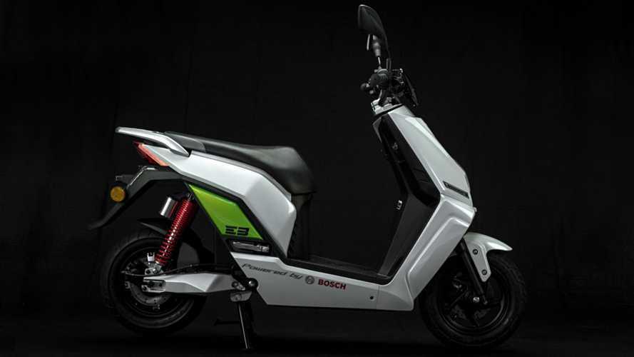Lifan E3, il nuovo scooter elettrico pratico ed economico