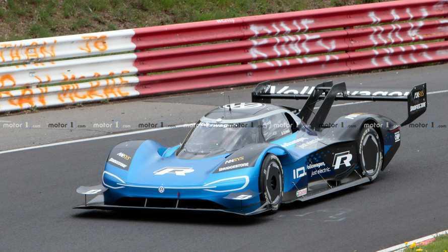 Volkswagen ID. R: ¿el eléctrico más rápido en Nürburgring?