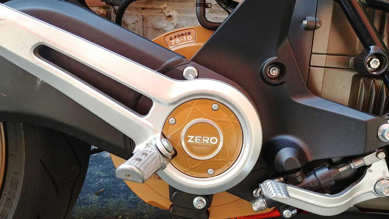 First Ride: 2020 Zero SR/F