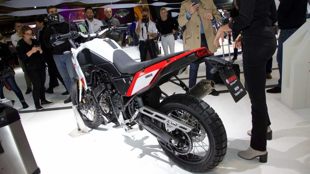 Yamaha Ténéré 700 EICMA 2018