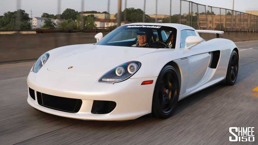 Turns out daily driving a Porsche Carrera GT is incredibly easy