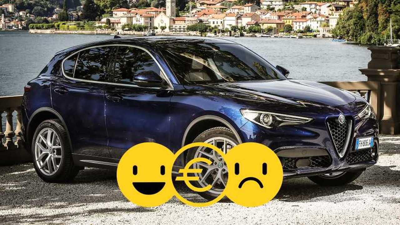 Alfa Romeo Stelvio, promozione luglio 2019