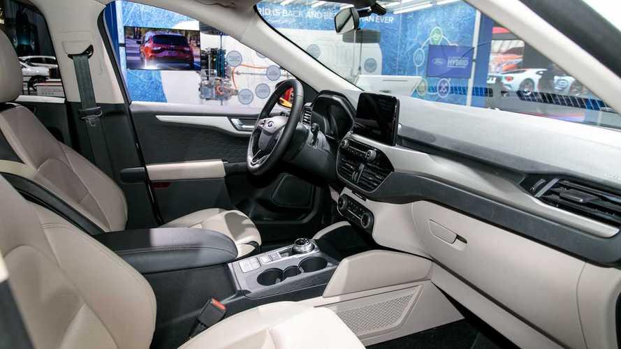 ford escape     york auto show motorcom