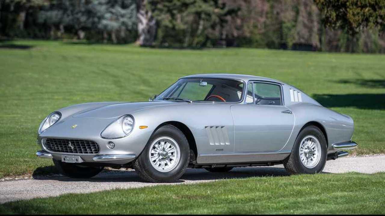 1965 Ferrari 275 GTB Artcurial