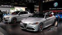 2019 Alfa Romeo Stelvio and Giulia Quadrifoglio NRING Edition